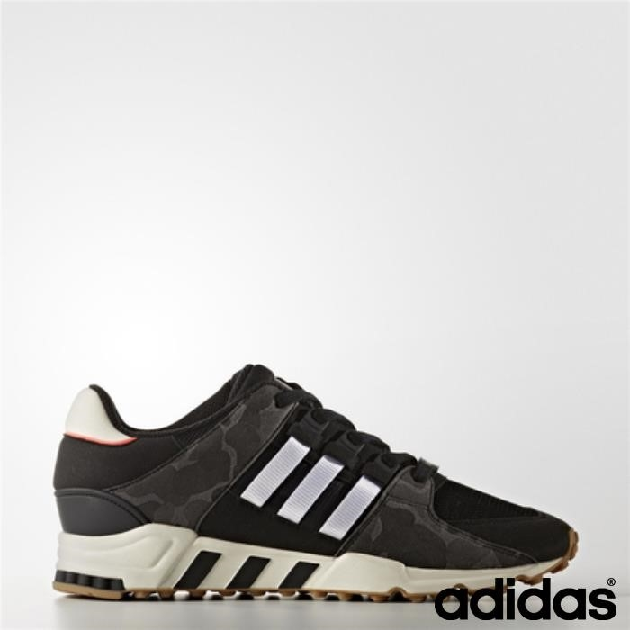 Adidas Eqt Supporta Rf Shoes (core Black / Desiderabilità / White Black) Off Core Akmnpqrsz1