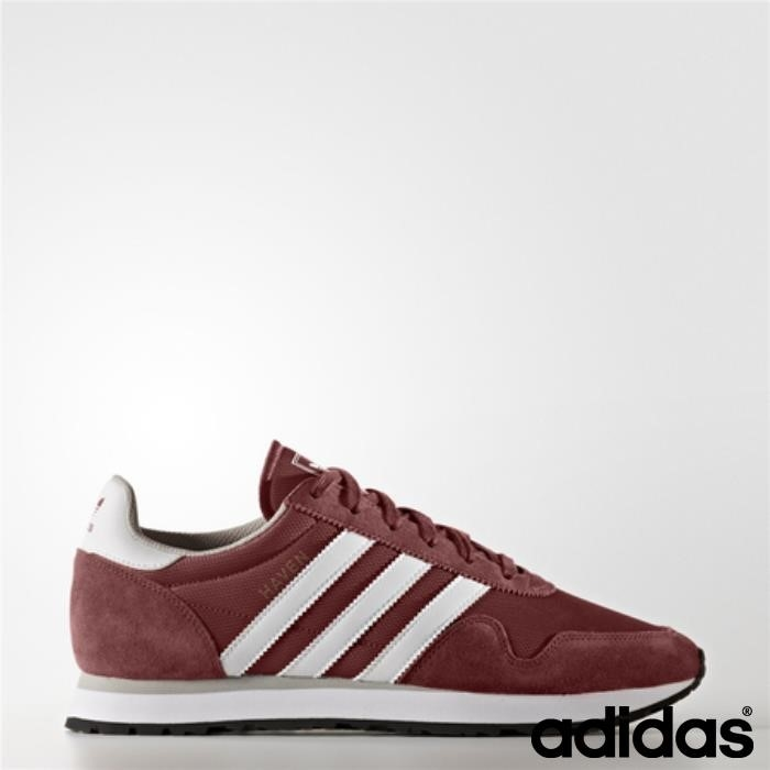 Adidas Haven Shoes Profondo (mystery Red / Granite) / White Running Clear Bhijksv289